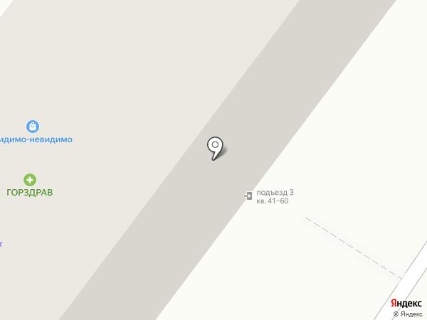 Nsiberica.com на карте Москвы