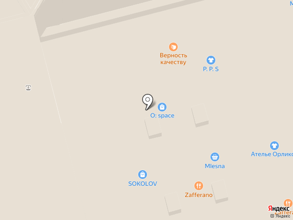 LeEco на карте Москвы