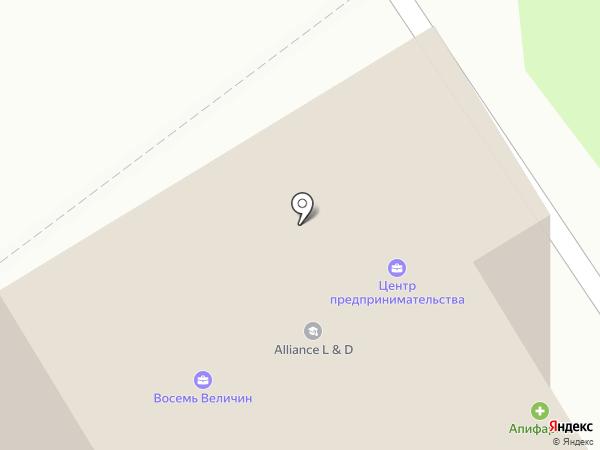 Юридический Центр МАГИСТР на карте Москвы