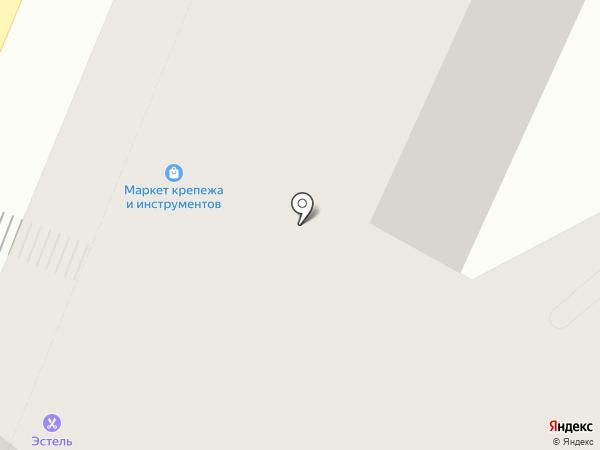 Дилявер на карте Москвы