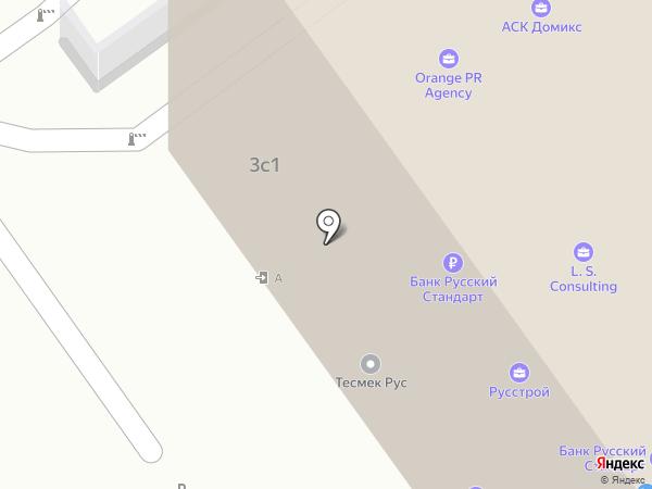 МосШар на карте Москвы