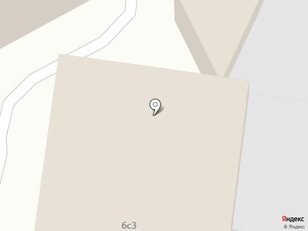 ТрансВудСервис на карте Москвы