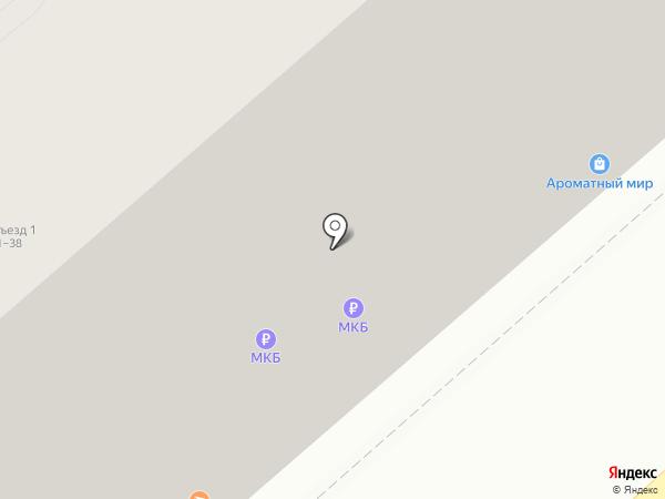 Vera Victoria Vito на карте Москвы