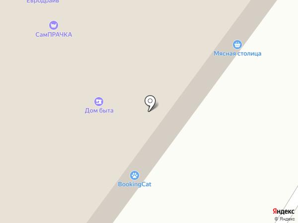 MirAngel на карте Москвы