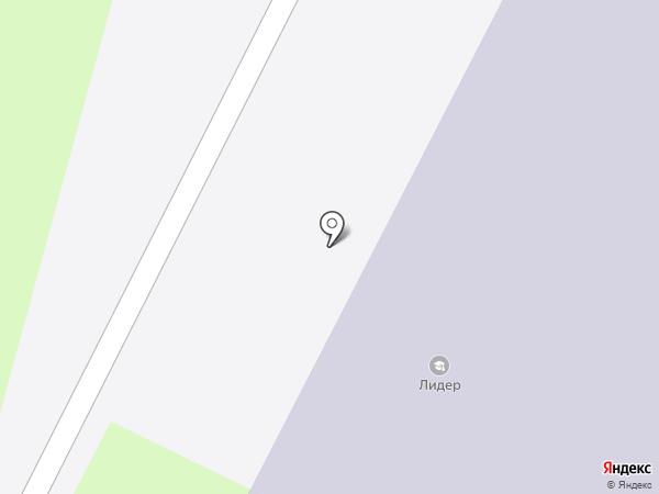Лидер на карте Тулы