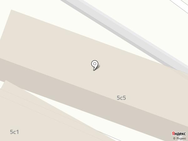 РА ПУЛЬСАР на карте Москвы