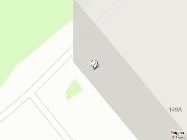 Дуплекс на карте Тулы