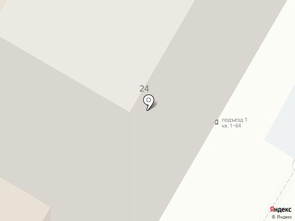 Диамант на карте Москвы