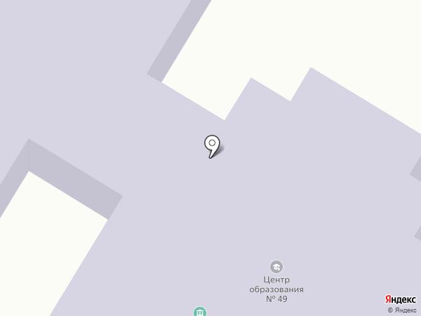 Архангельская начальная общеобразовательная школа на карте Архангельского