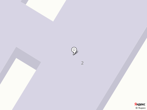 Центр образования №49, МБОУ на карте Архангельского