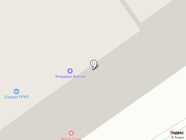 GazelGo на карте Москвы