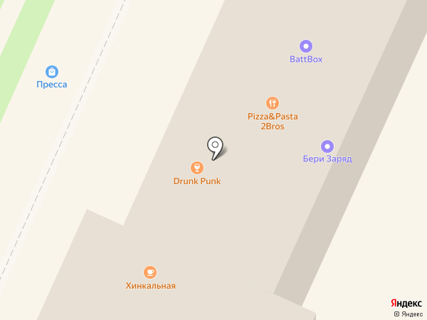 Хинкальная на Арме на карте Москвы