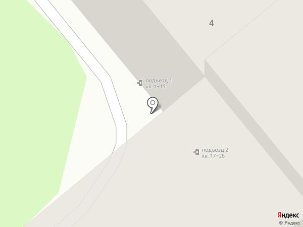 Господарочка на карте Тулы