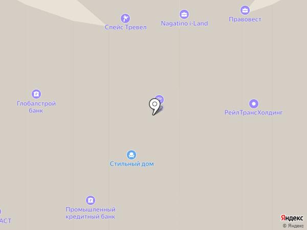 SEO Temple на карте Москвы