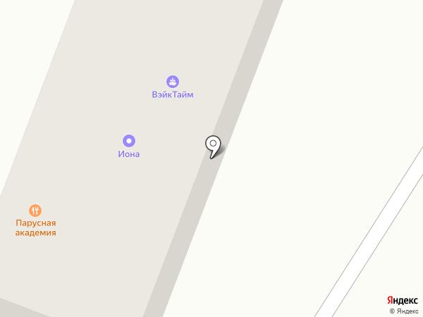 Ореховая Бухта на карте Болтино