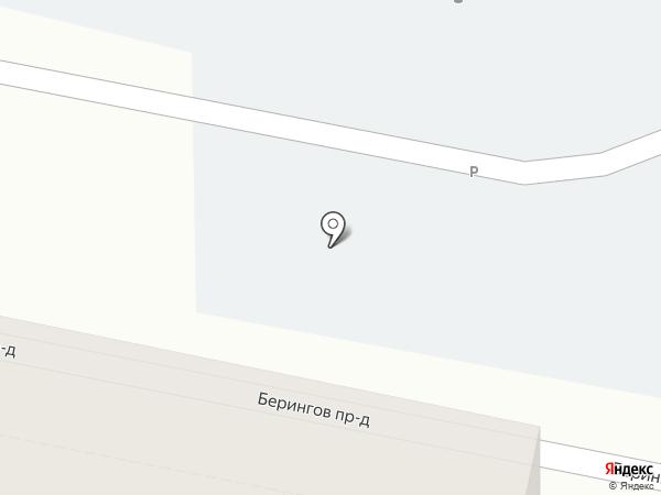 Хартия на карте Москвы