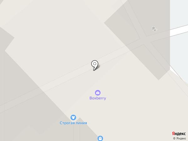 OZON.ru на карте Москвы
