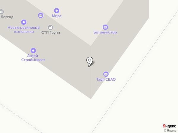EZSolutionS на карте Москвы