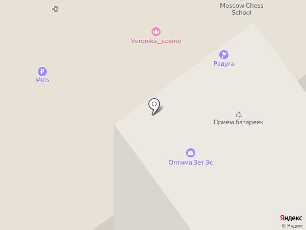 ELAN на карте Москвы