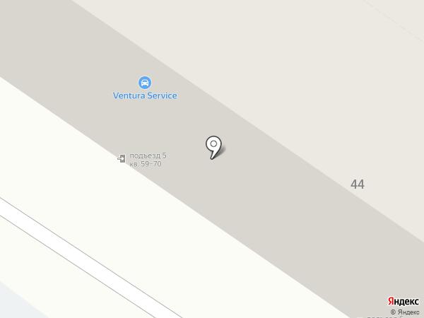 Росгосстрах на карте Москвы