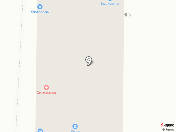Ирина на карте Москвы