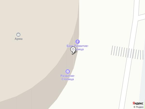Контур Интерьеные Решения на карте Москвы