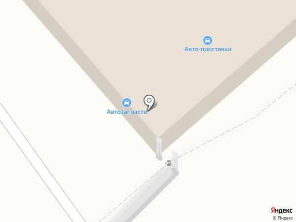 Магазин автозапчастей для корейских автомобилей на карте Москвы
