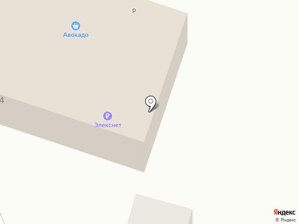 Продовольственный магазин на карте Сорокино