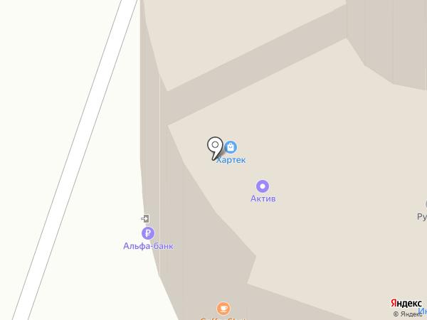 Цмрт Дубровка на карте Москвы