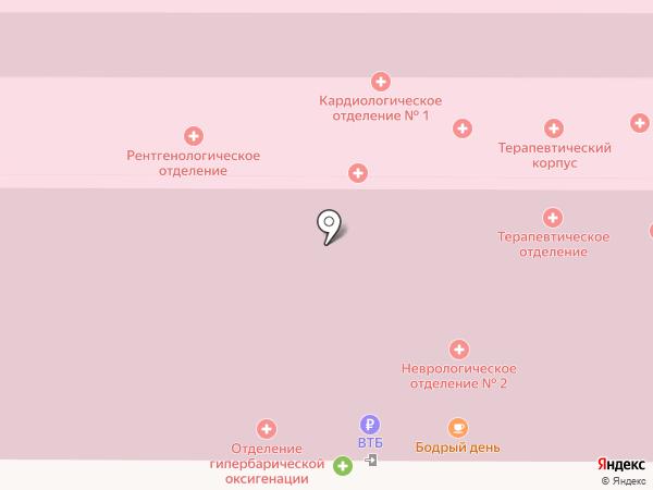 Банкомат, Сбербанк, ПАО на карте Москвы