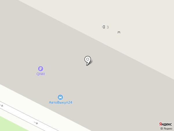 Велл на карте Москвы