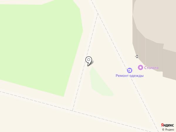 Kroyyork на карте Москвы