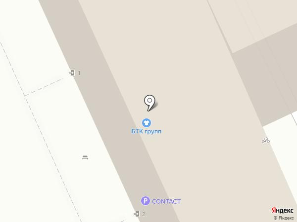 Платежный терминал, Россельхозбанк на карте Москвы