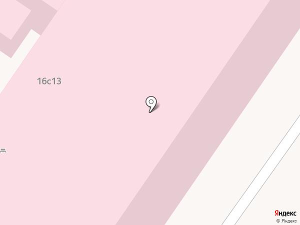 Центр экстракорпоральной гемокоррекции, Клиническая больница №85 на карте Москвы