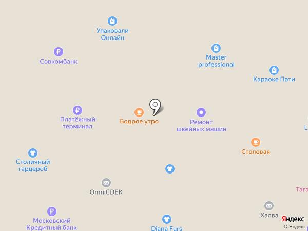 MakitaPro.ru на карте Москвы