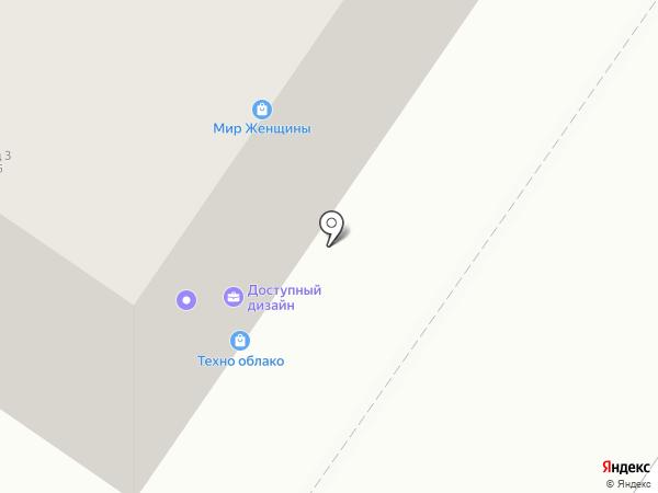 ПроВижнГрупп на карте Москвы