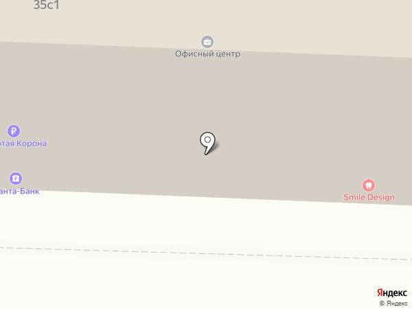 Start Up на карте Москвы