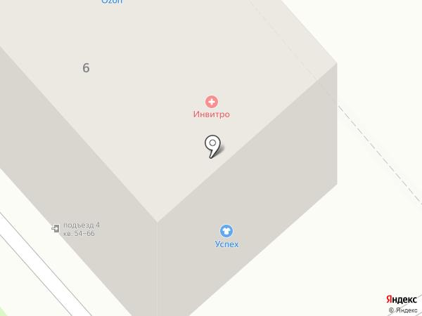 Тульское УЖКХ на карте Тулы