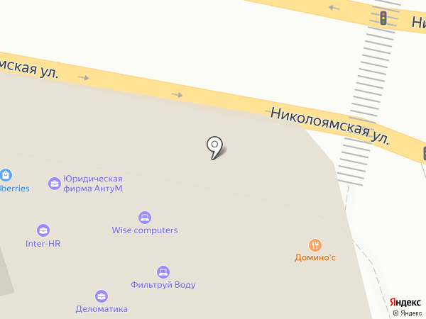 Авторизованный сервис-центр на карте Москвы