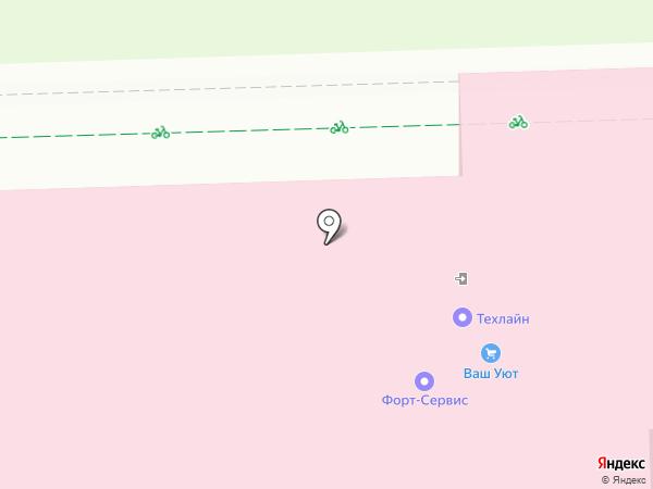 Компания АгроПроект на карте Тулы
