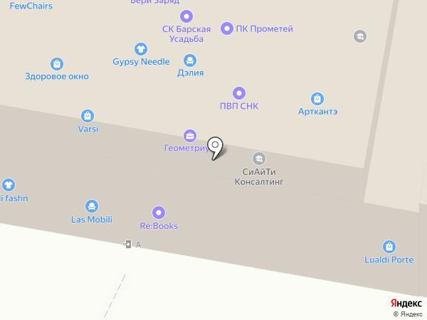 Дискавери Телеком на карте Москвы