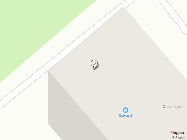 Апельсин на карте Тулы