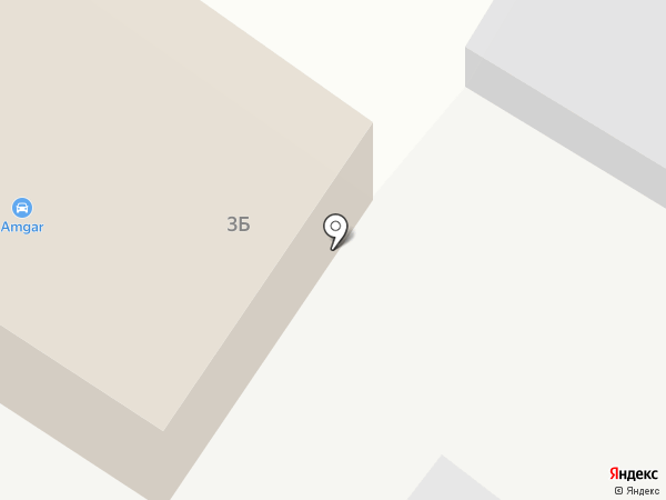 Автосервис на карте Видного