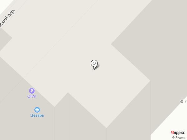 Альфа Про Бизнес на карте Москвы