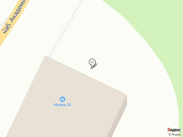 АЮС-Сервис на карте Москвы