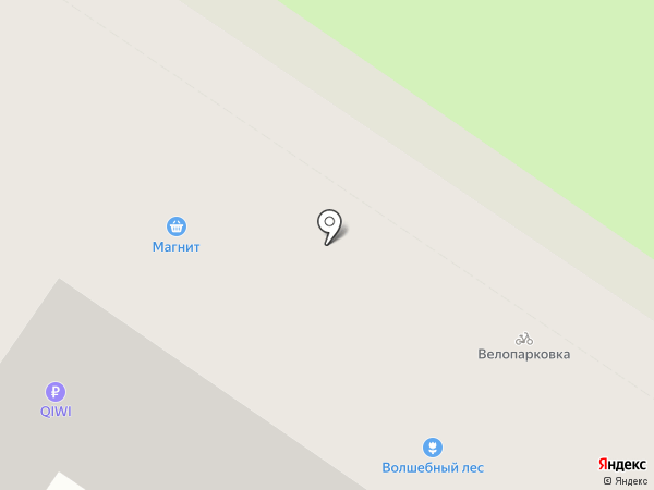 Очки и Линзы на карте Москвы