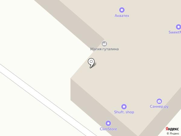 МСК-Строй на карте Москвы
