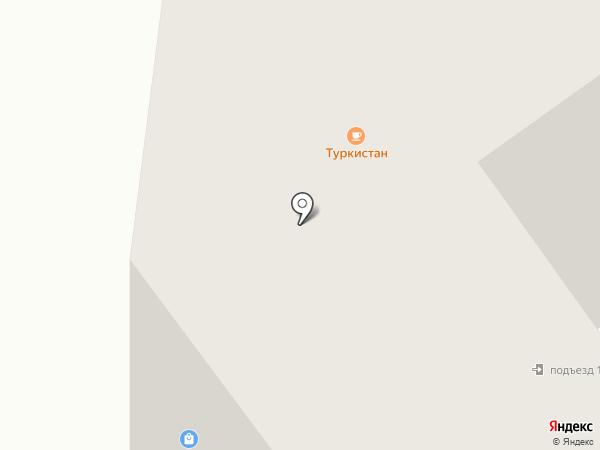 Мытищи Lite на карте Болтино