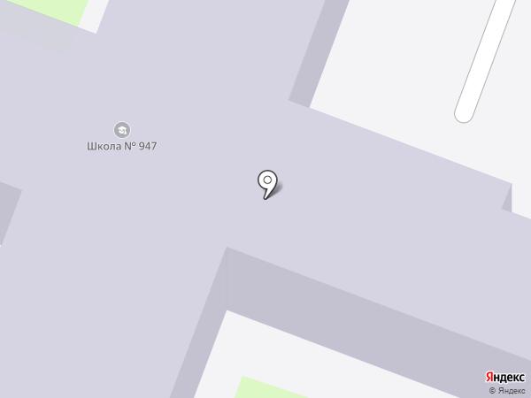 Педагогический колледж №15 на карте Москвы