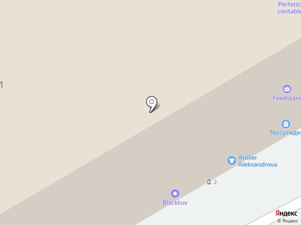 МТ Ресурс на карте Москвы
